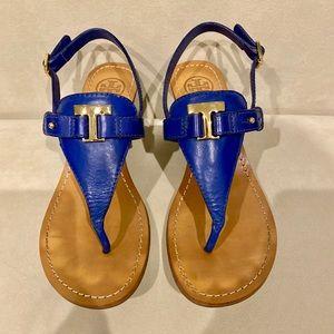 Tory Burch Casey Wedge Thong Sandal